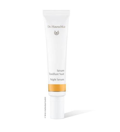 Sérum Tonifiant Nuit 25ml Dr. Hauschka